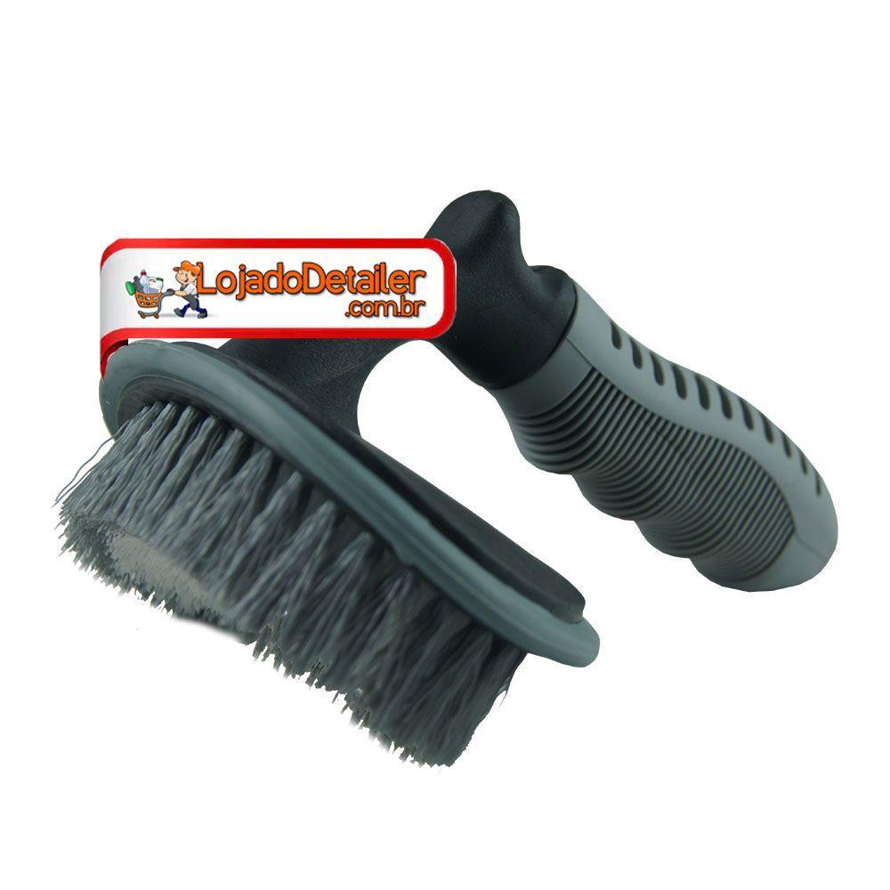 Escova para Limpeza de Pneus - Cadillac