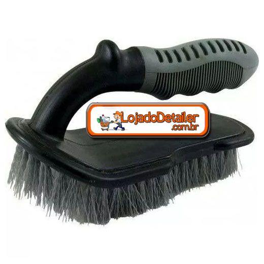 Escova para Limpeza de Tapetes/Tecidos - Cadillac