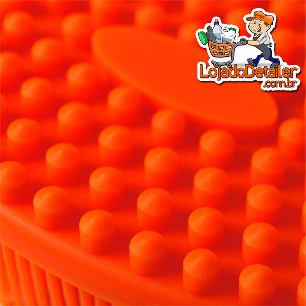 Escova Soft Gel com Cerdas de Silicone - Kers