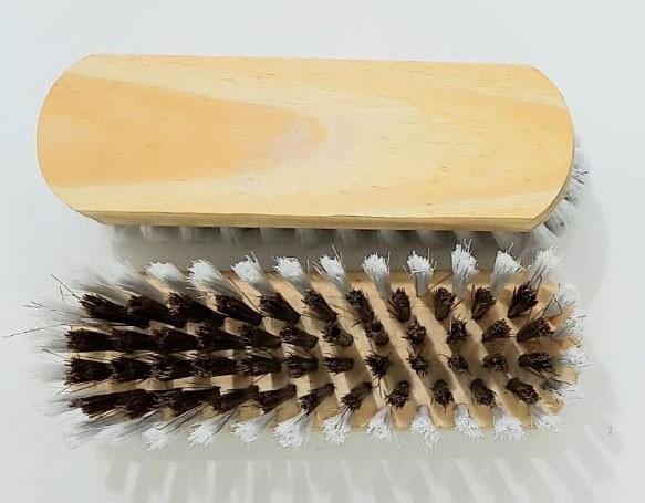 Escovas Manual para Limpeza de Estofados - Macia