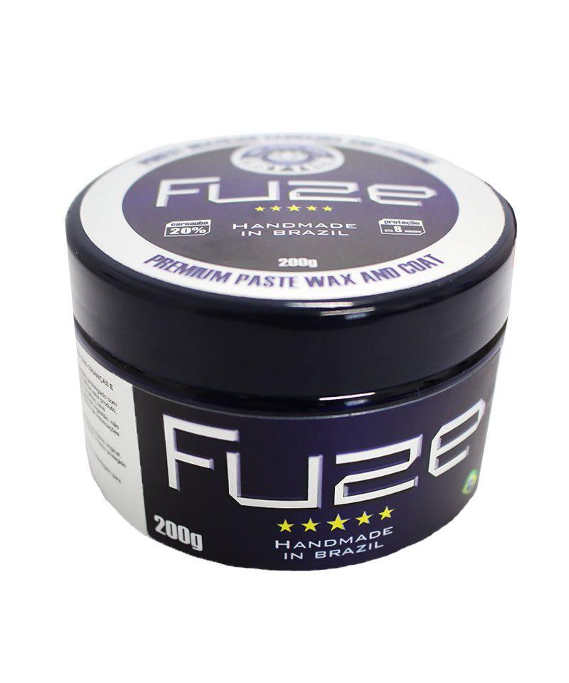 FUZE – Cera de Carnaúba e Fluorina 200g - EasyTech