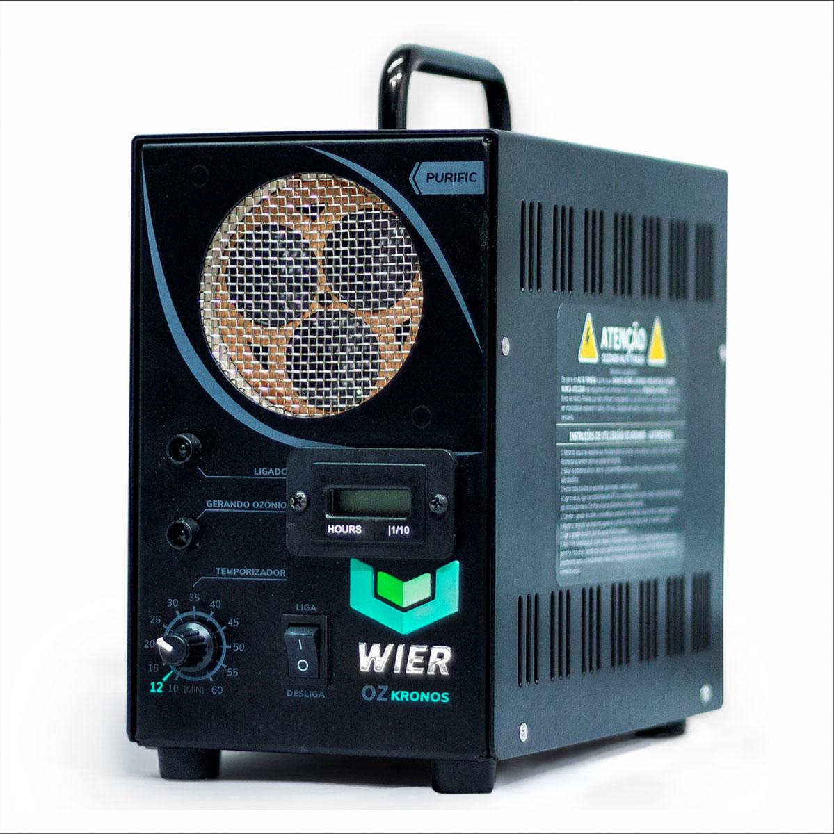 Gerador de Ozônio OZ Kronos - Wier