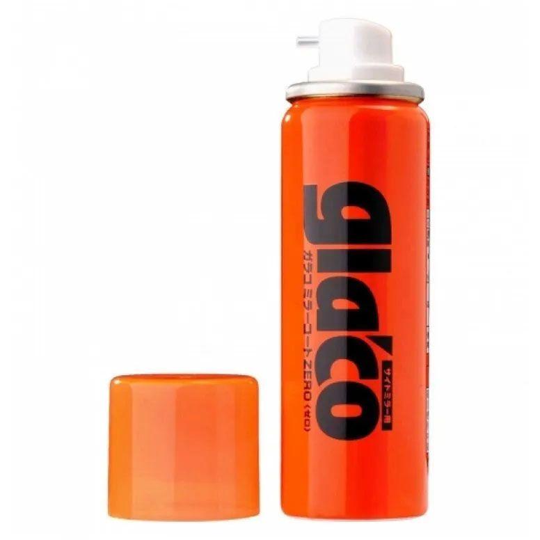 Glaco Mirror Coat Zero - 40ml - Repelente de Água de Chuva - Soft99