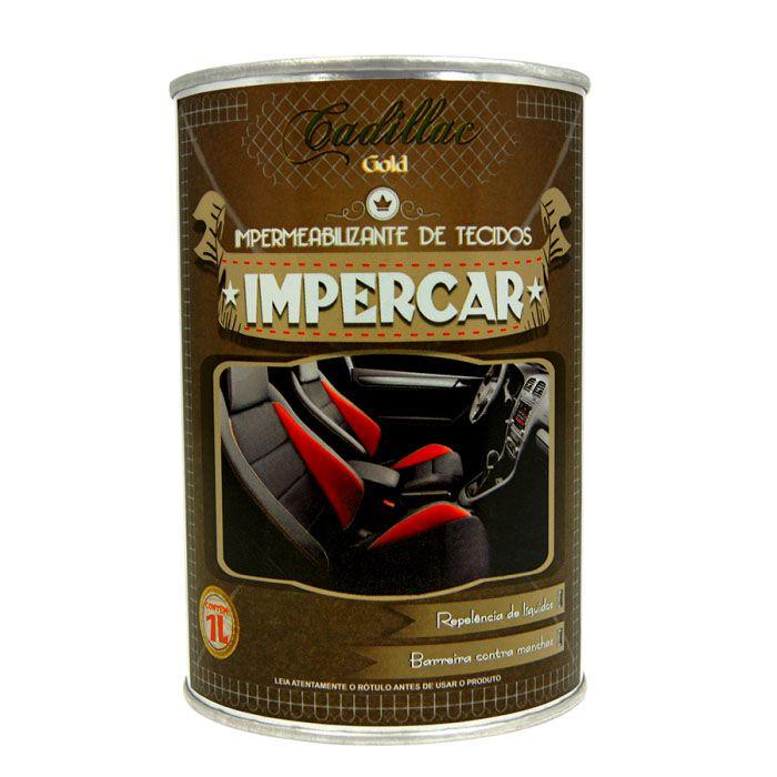 Impermeabilizante de tecidos Impercar Cadillac 1L