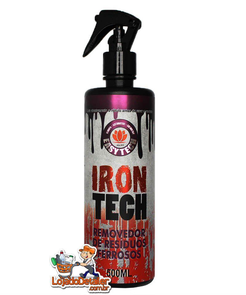 IRONTECH Descontaminante Ferroso 500ml - EasyTech