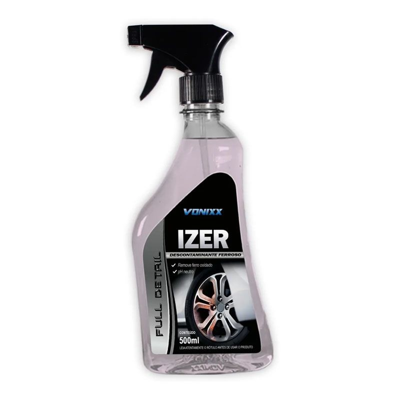 Izer – Descontaminante Ferroso - 500ml - Vonixx