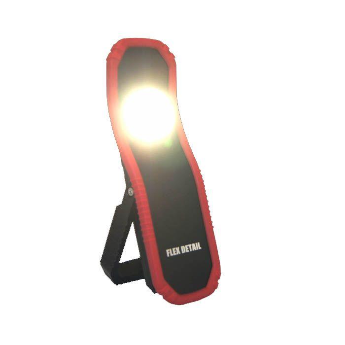 Lanterna Recarregável Yes Tools - Modelo Flex Detail - Kers