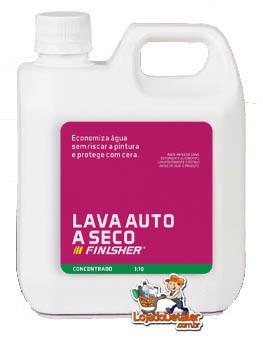 Lava Auto a Seco - 2,5L - Finisher