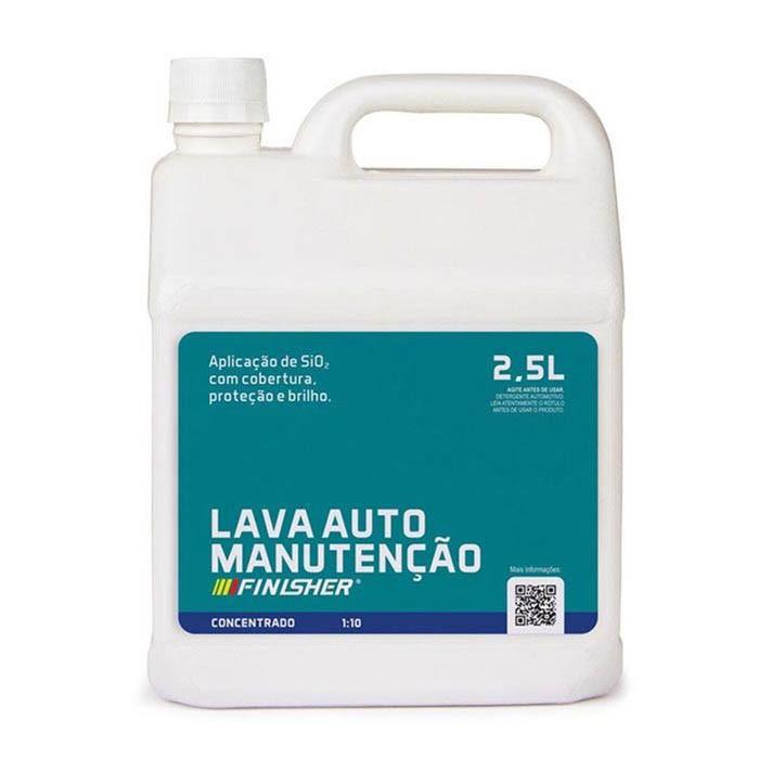 Lava Auto Manutenção - 2,5L - Finisher