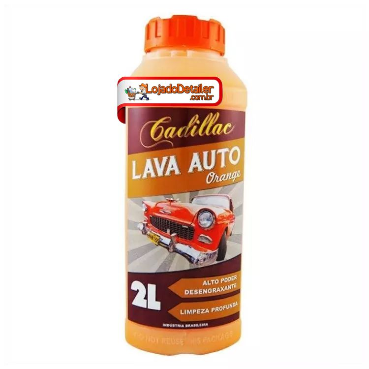 Lava Auto Orange - Cadillac - 2L - 1:100L