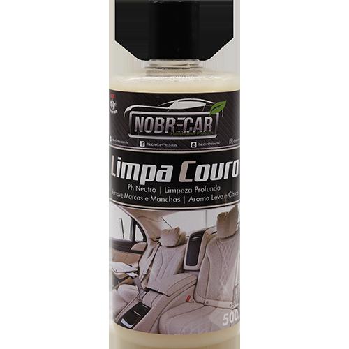 Limpa Couro - 500ml - NobreCar