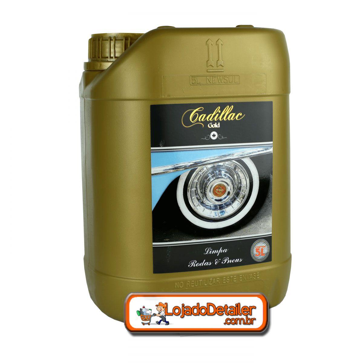 Limpa Rodas e Pneus - Cadillac - 5L