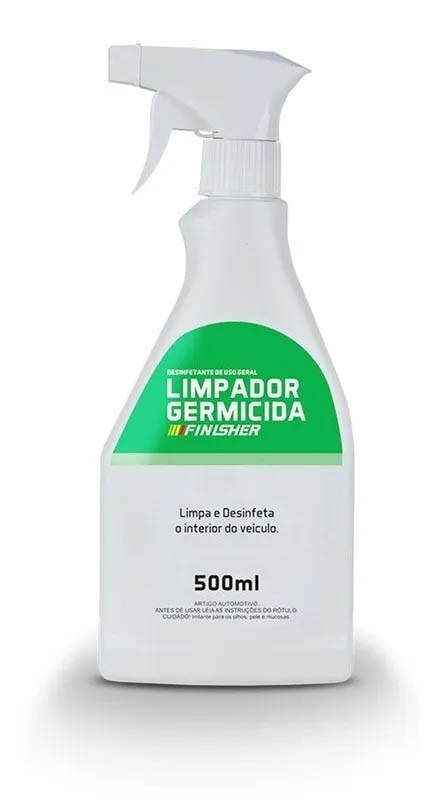 Limpador Germicida - 500ml - Finisher