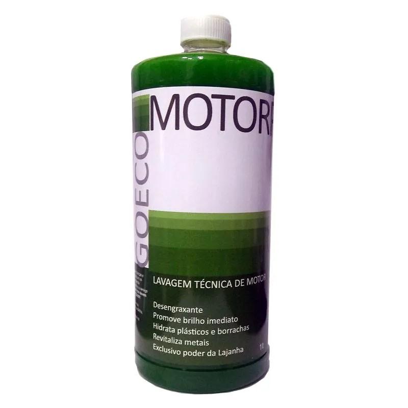 MotorPro - Lavagem Tecnica de Motor - 1L - GoEcoWash