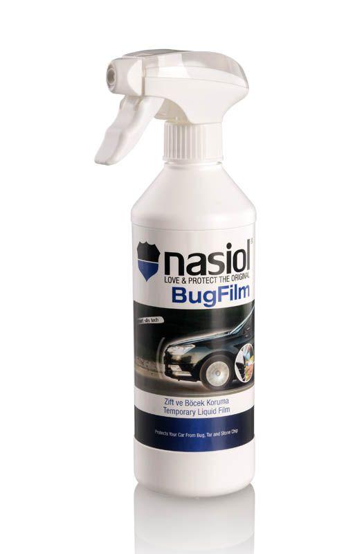 NASIOL Bugfilm – Filme Plástico p/ Proteção da Pintura – 500ml