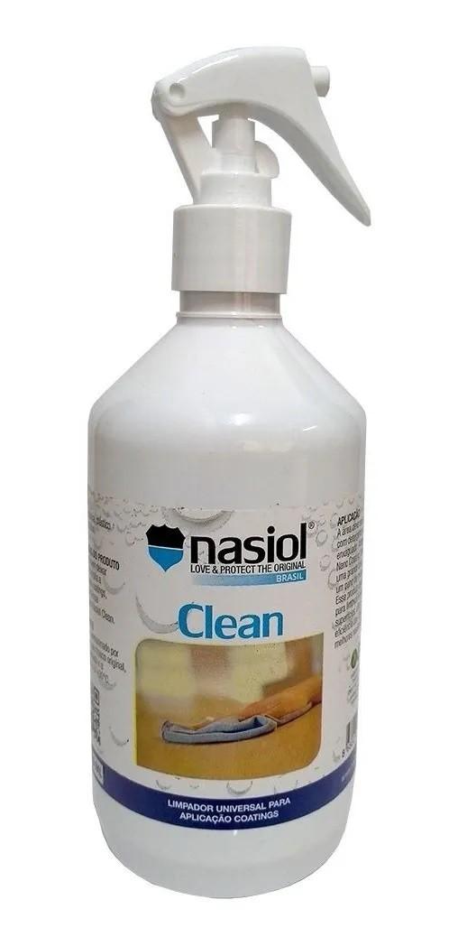 NASIOL Clean – Limpeza de Superfícies – 500ml