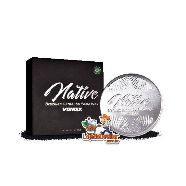 Native Brazilian Carnaúba Paste Wax - Vonixx - (100ml)
