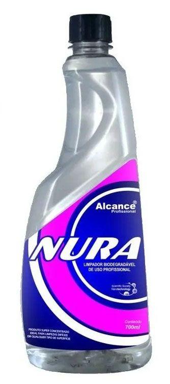 Nura 700ml APC Concentrado p/ Limpeza Interna - Alcance