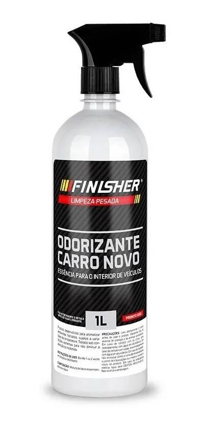 Odorizante Carro Novo - 1L - Finisher