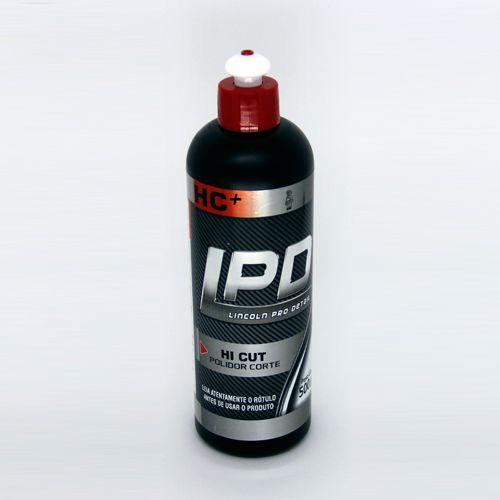 Polidor de Corte LPD Hi Cut Lincoln 500gr (nova fórmula)