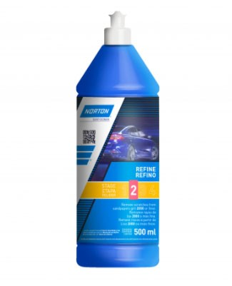 Polidor Refino 2 - 500ml - Norton