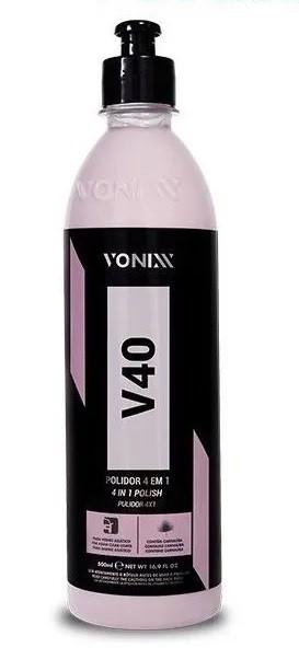 Polidor V40 - 4 em 1 - 500ml - Vonixx