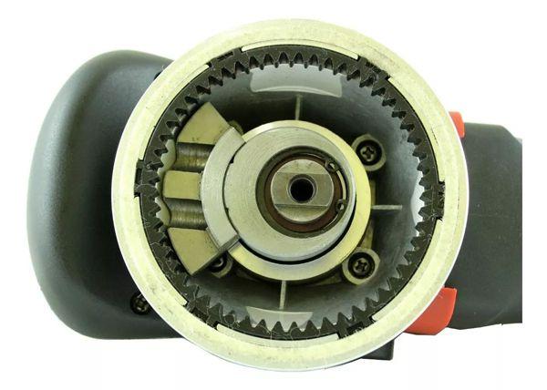 Politriz Roto Orbital Dual Action EXS 220V/1200w - Kers
