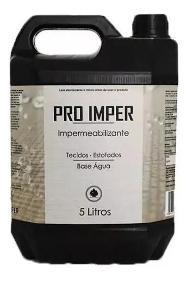 Pro Imper – Impermeabilizante de tecidos a base de Fluor - 5L - EasyTech