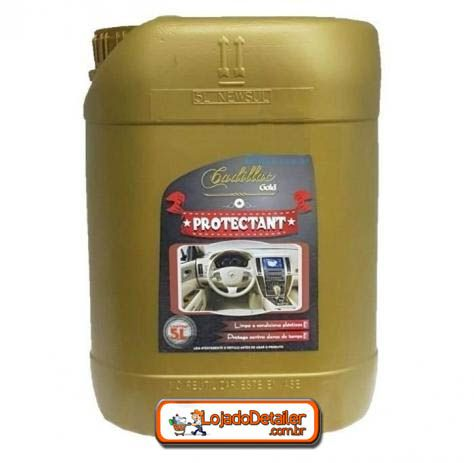 Protectante Vinil & Rubber - Cadillac - 5L