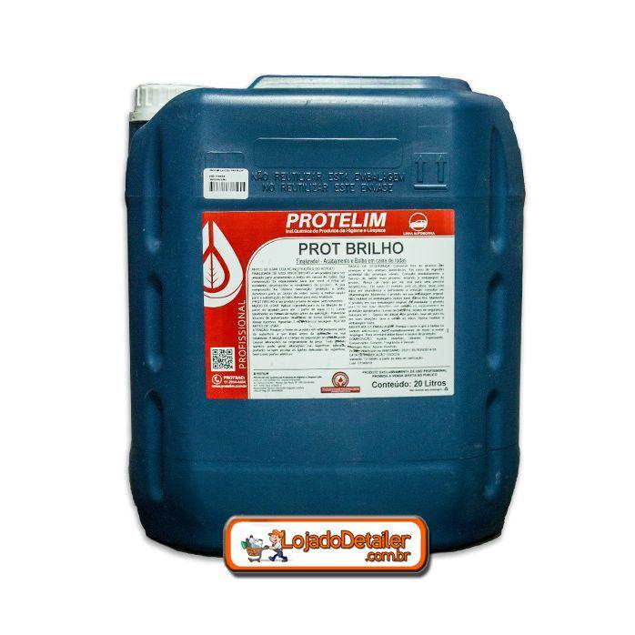 Protelim Prot Brilho - Caixa de Rodas - 20L