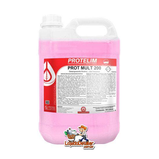 Protelim Prot Multi 200 Multiuso - Concentrado - 5L