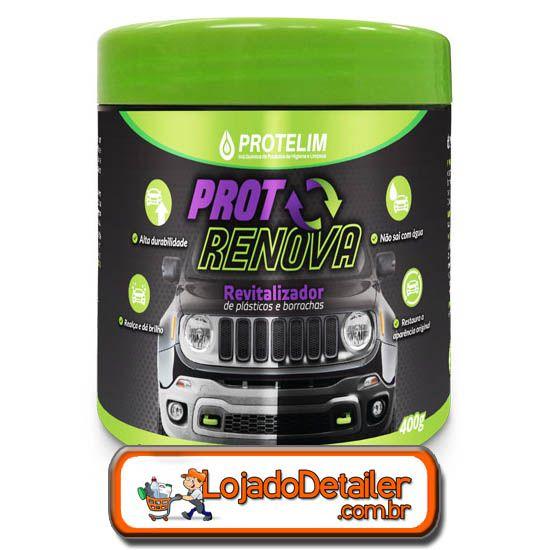 Protelim Prot Renova Hidratante de Plásticos - 400gr