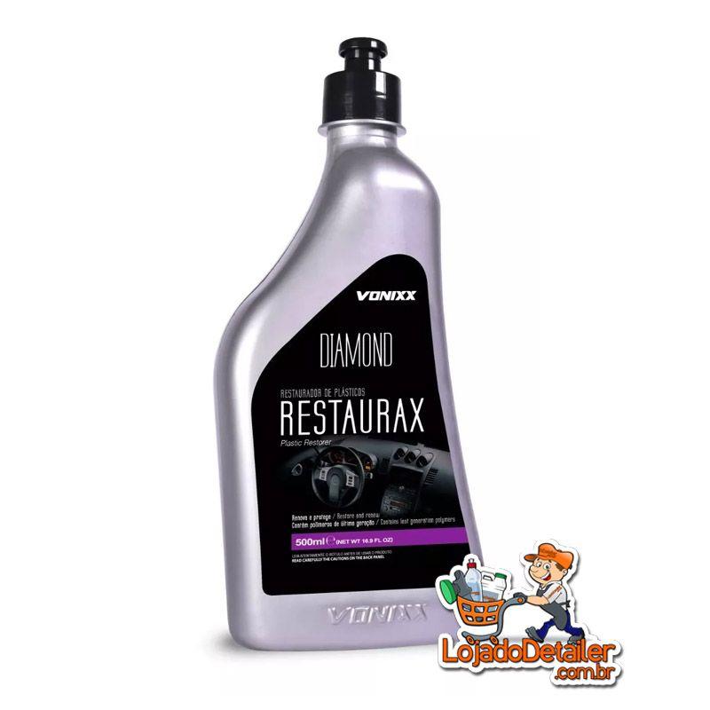 Restaurax - Restaurador de Plásticos - 500ml - Vonixx