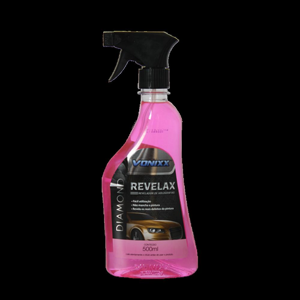 Revelax – Revelador de holografias - 500ml - IPA - Vonixx - Sem Gatilho