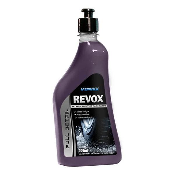 Revox Selante Sintético Para Pneus - 500ml - Vonixx