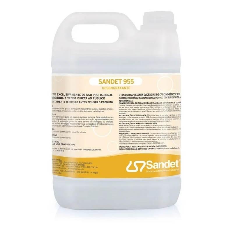 Sandet 955 Desengraxante Sintético - 5L