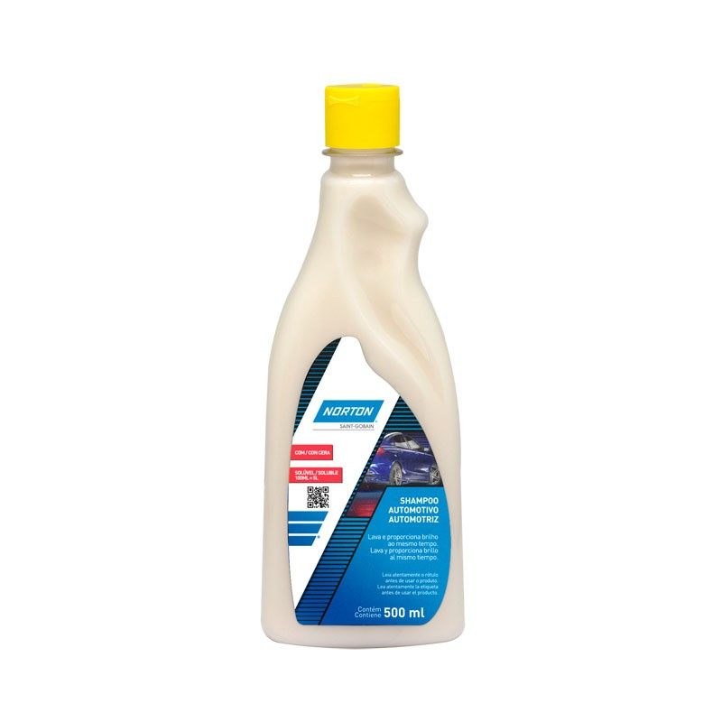 Shampoo com Cera - 500ml - Norton
