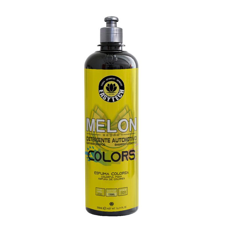 Shampoo Melon Colors Amarelo - Easytech - 500ml