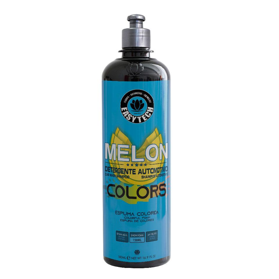 Shampoo Melon Colors Azul - Easytech - 500ml
