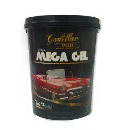 Silicone Mega Gel Cadillac 3,6KG Tutti Frutti - Cadillac