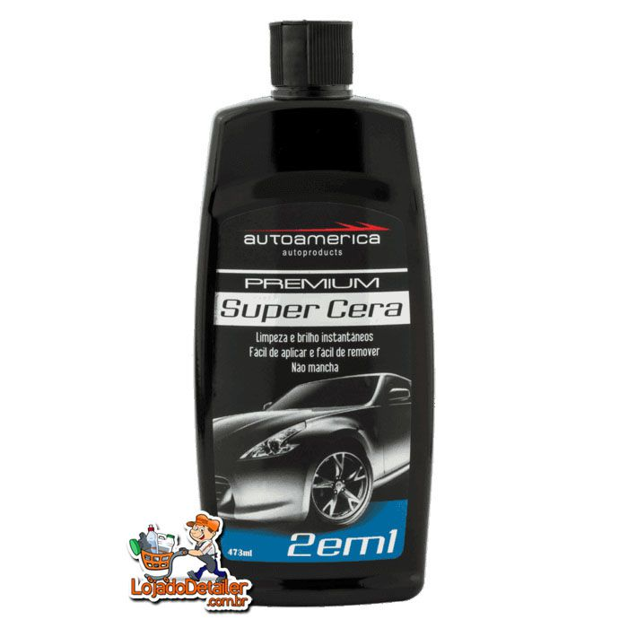 Super Cera - 473ml - Autoamerica