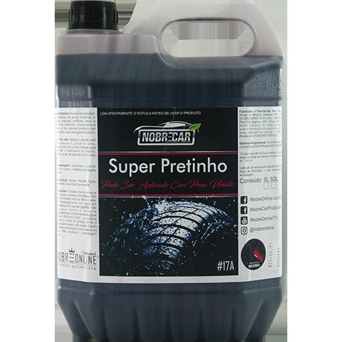 Super Pretinho - 5L - NobreCar