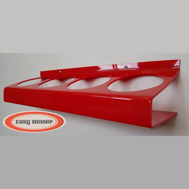 Suporte para Garrafas - Vermelho - EasyHolder