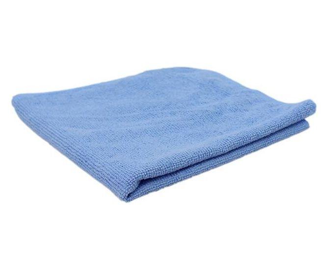 Toalha de Microfibra - 38x38cm - 230GSM - Azul - Mandala