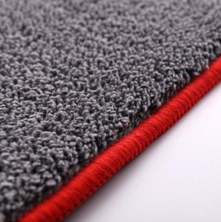 Toalha de Microfibra Cinza 40x40cm-600gsm - SGCB