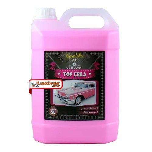 Top Cera Liquida - Cadillac - 5L