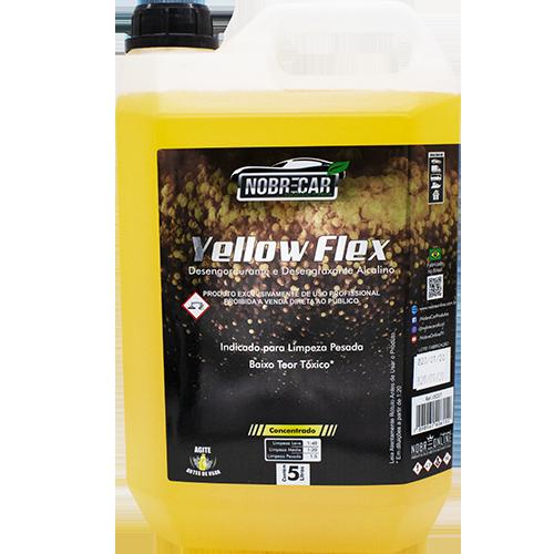 Yellow Flex - Desengraxante - 5L - NobreCar