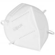 100 Máscara de Proteção Respiratória Hospitalar N95 Bloker