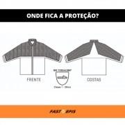 Camisa Motosserrista Anticorte - Sayro
