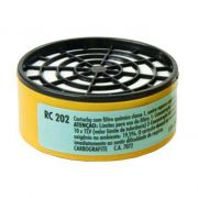 Filtro Químico RC 202 para Máscara CG 306 - Carbografite